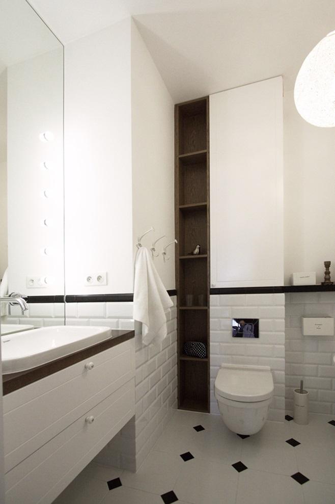 Scandinavian Apartment 15