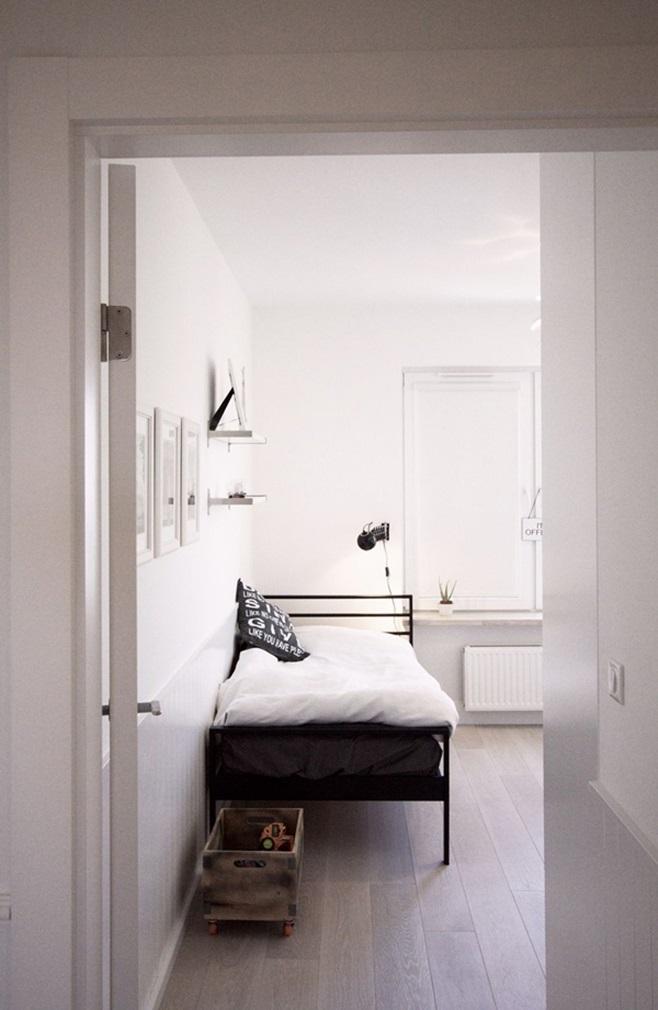 Scandinavian Apartment 20