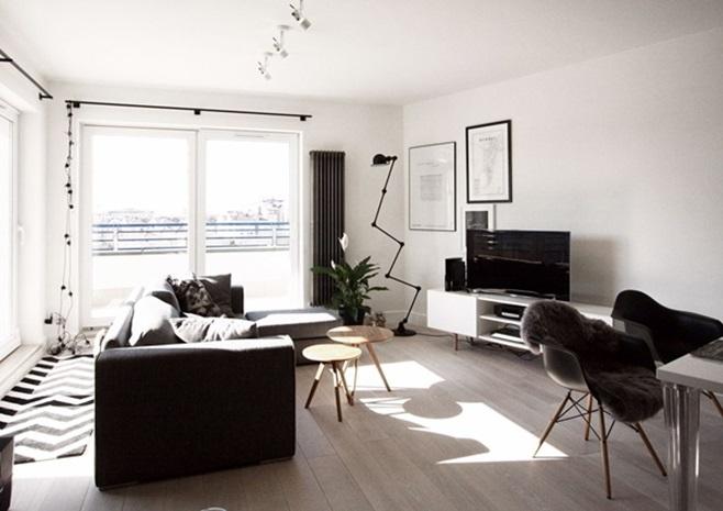 Scandinavian Apartment 5