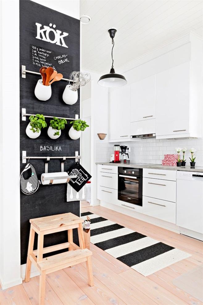 Scandinavian Kitchen 0