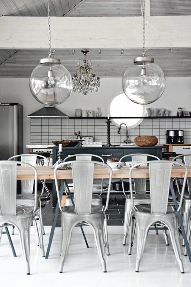 Scandinavian Kitchen 1