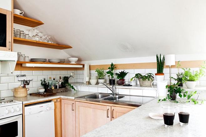 Scandinavian Kitchen 10