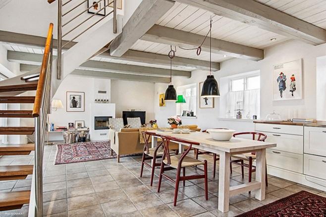 Scandinavian Kitchen 11