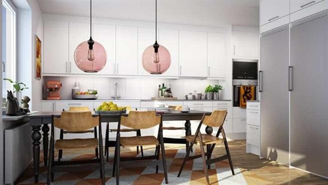 Scandinavian Kitchen 26