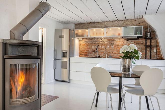 Scandinavian Kitchen 31