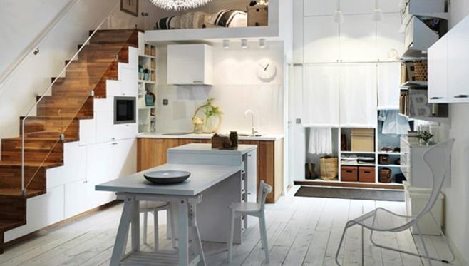 Scandinavian Kitchen 33
