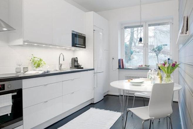 Scandinavian Kitchen 35