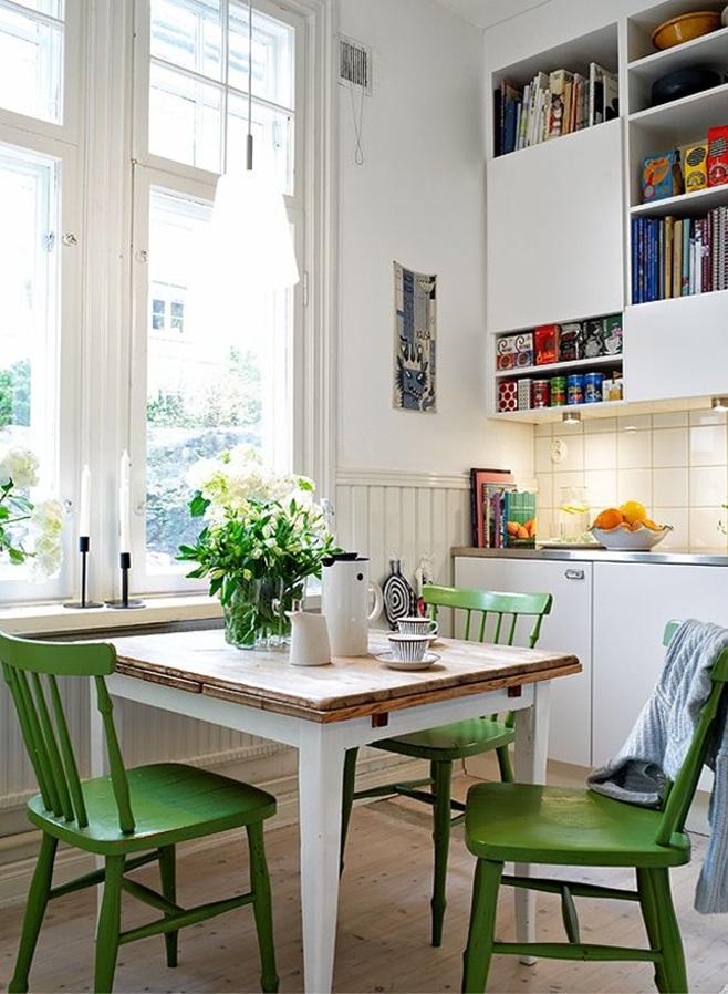 Scandinavian Kitchen 46