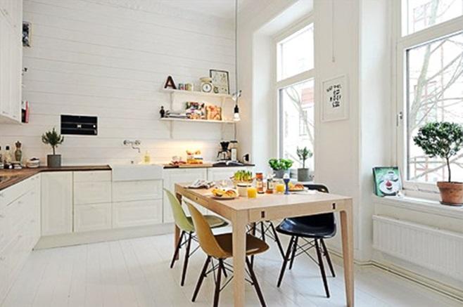 Scandinavian Kitchen 48