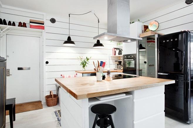 Scandinavian Kitchen 5