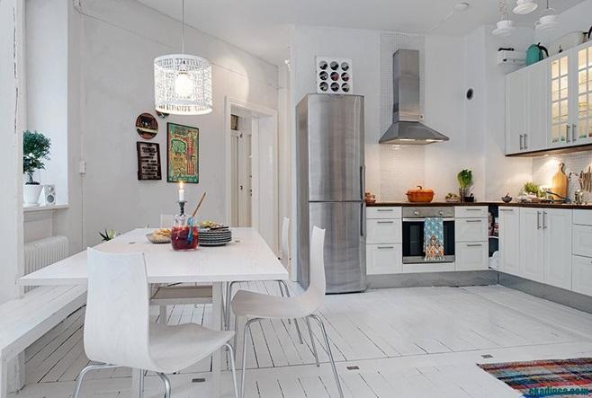 Scandinavian Kitchen 50