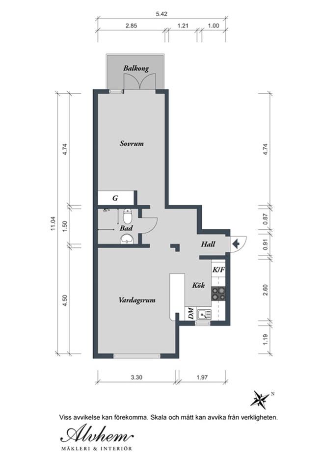 Stockholm Apartment 22