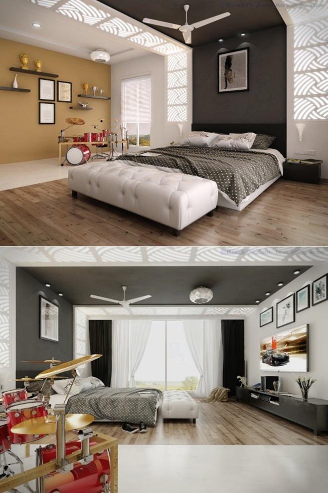 bedroom viz 14