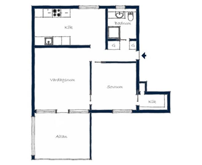 sweden apartment 23