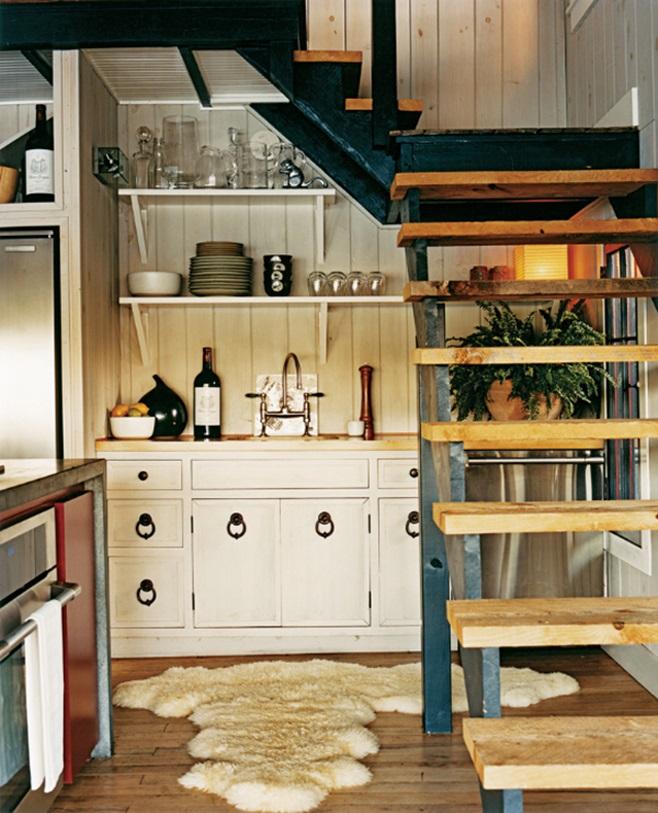 Kitchens under the ladder 1