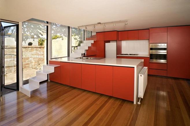 Kitchens under the ladder 10