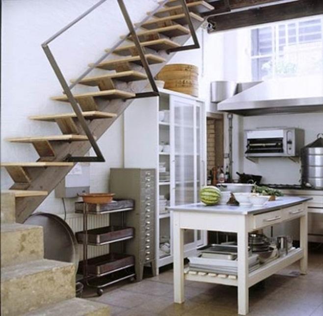 Kitchens under the ladder 11