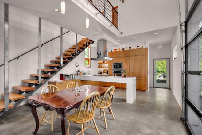 Kitchens under the ladder 13