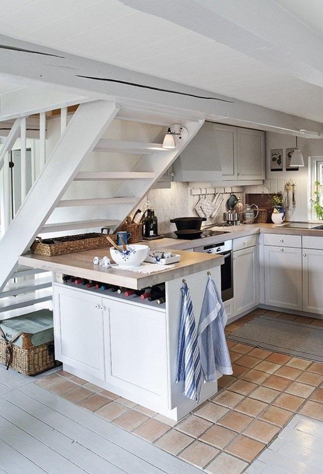 Kitchens under the ladder 15
