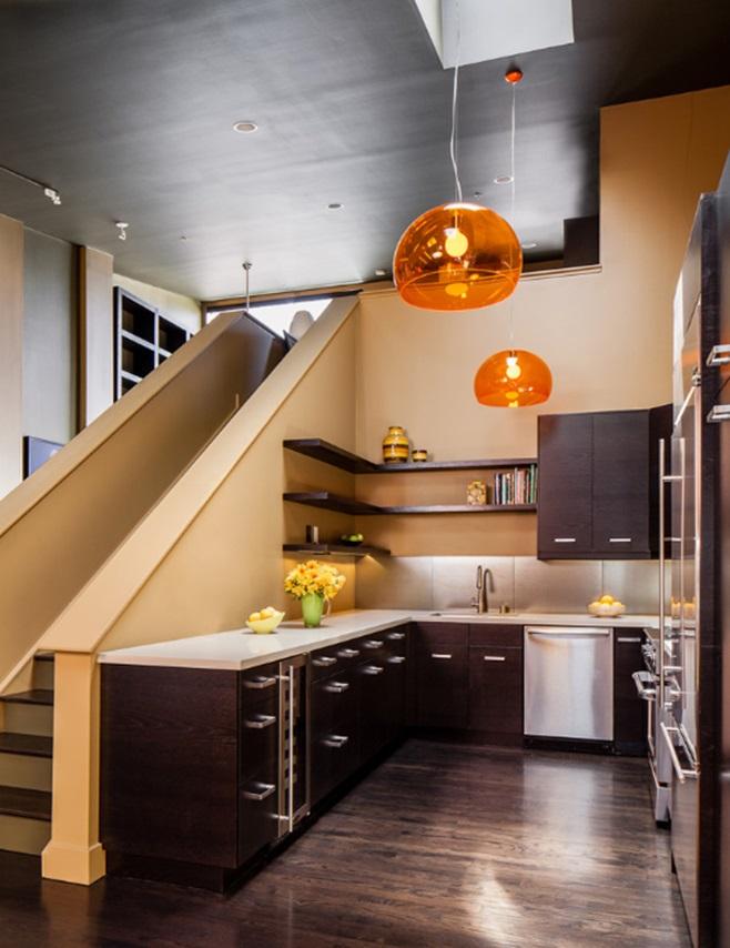 Kitchens under the ladder 19