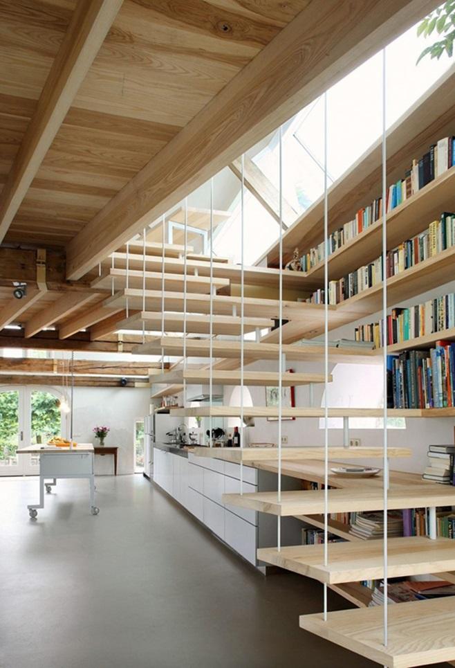 Kitchens under the ladder 22