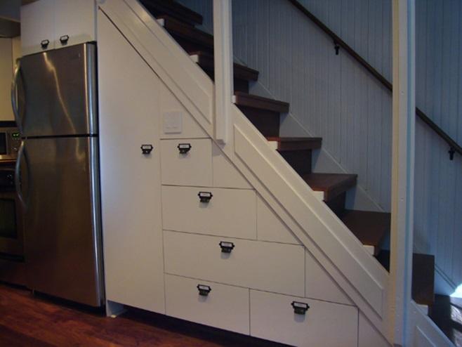 Kitchens under the ladder 27