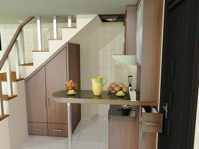 Kitchens under the ladder 28