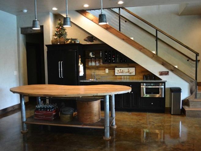 Kitchens under the ladder 29