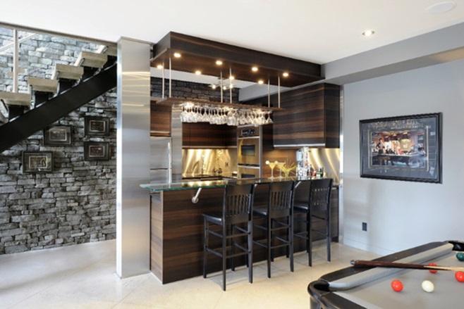 Kitchens under the ladder 30