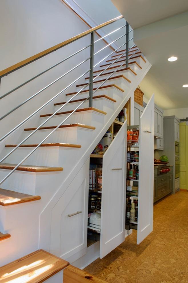 Kitchens under the ladder 34