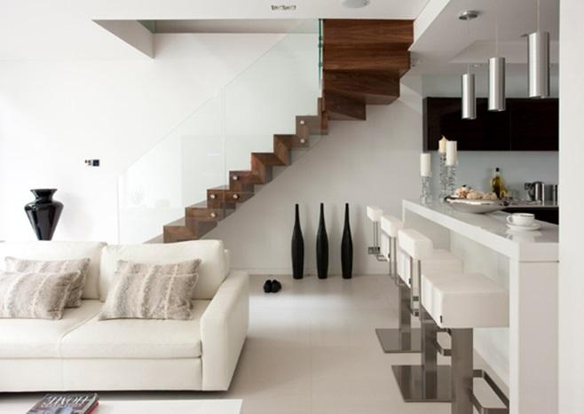 Kitchens under the ladder 4