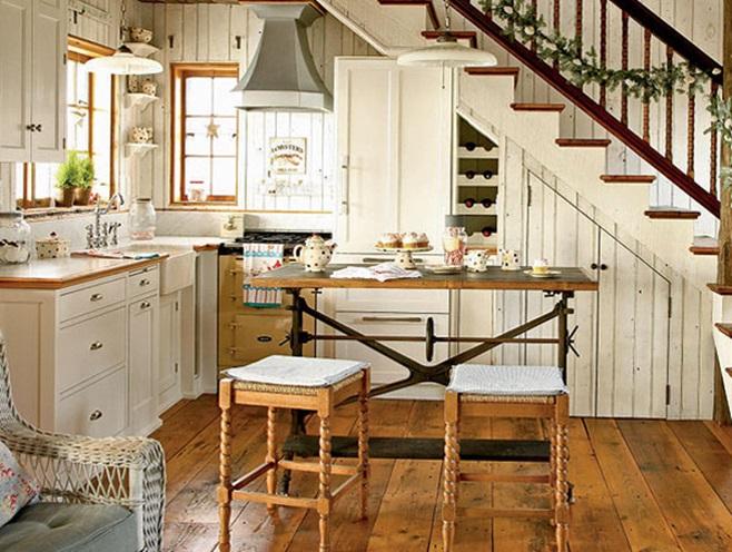 Kitchens under the ladder 43