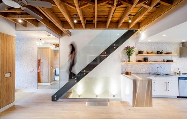 Kitchens under the ladder 44