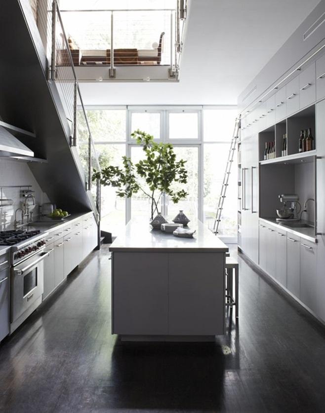 Kitchens under the ladder 52