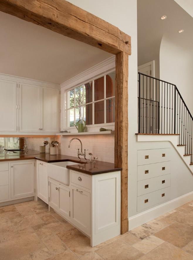 Kitchens under the ladder 54