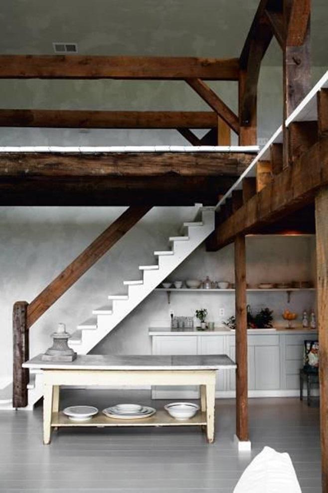 Kitchens under the ladder 55