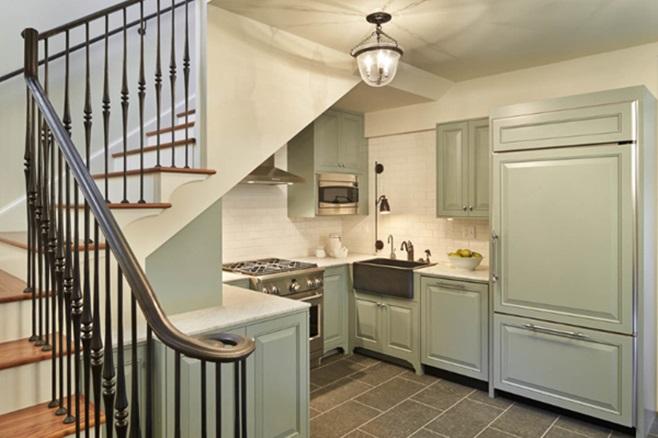 Kitchens under the ladder 6