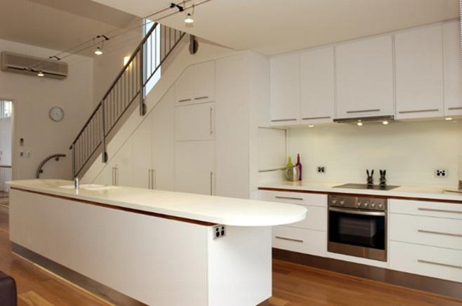 Kitchens under the ladder 7