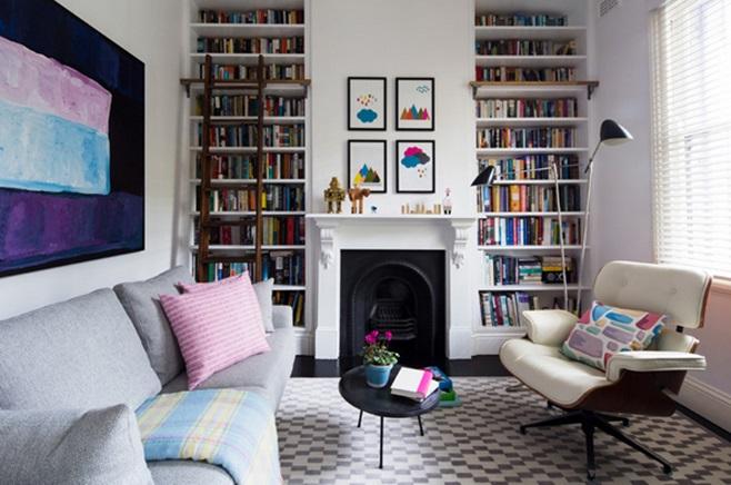 reading area 12