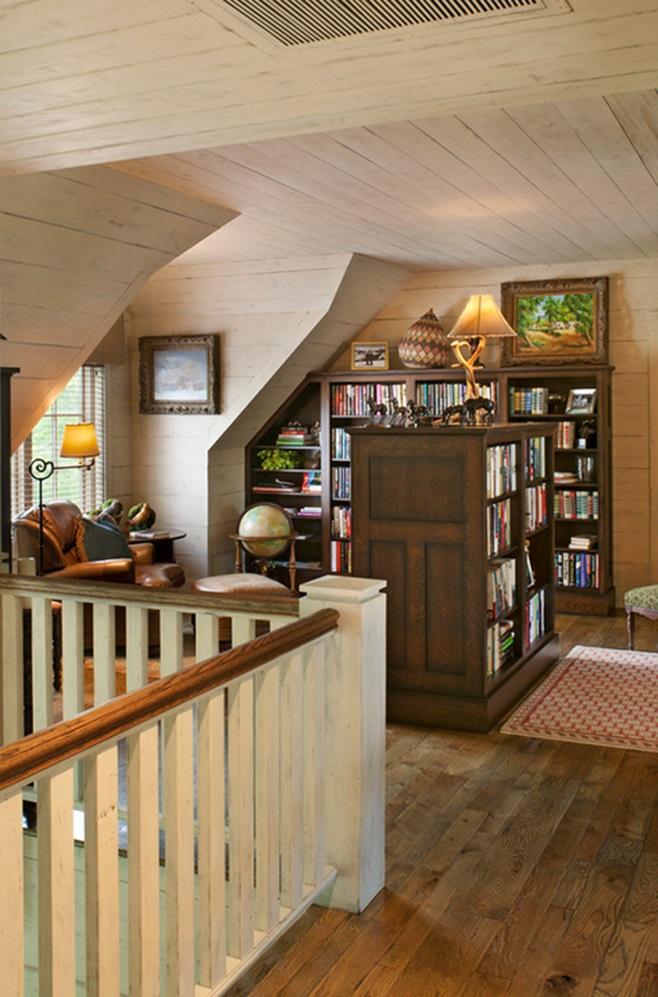reading area 22