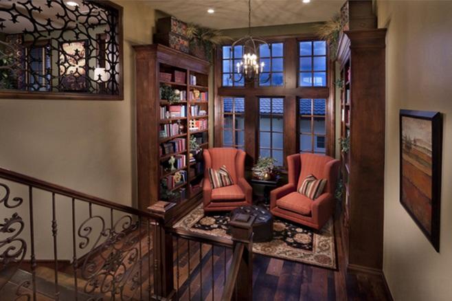 reading area 40