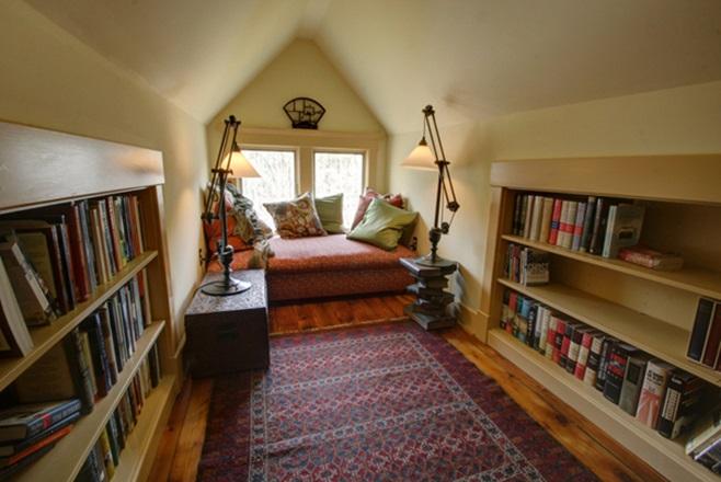 reading area 42