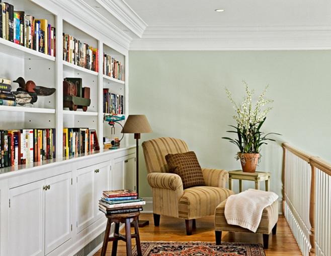reading area 43