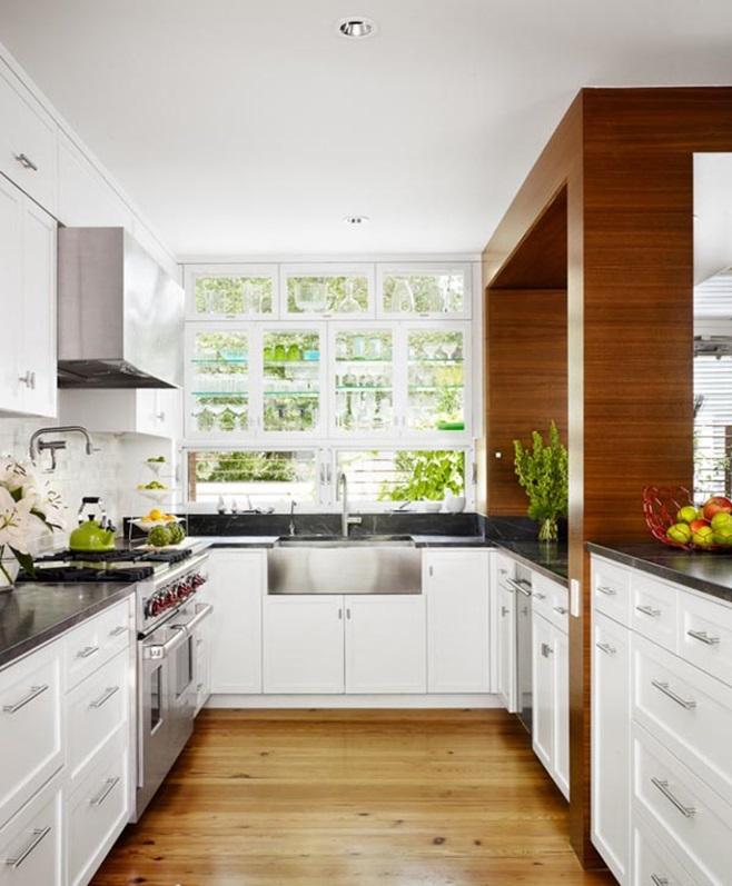 Small Kitchen 1
