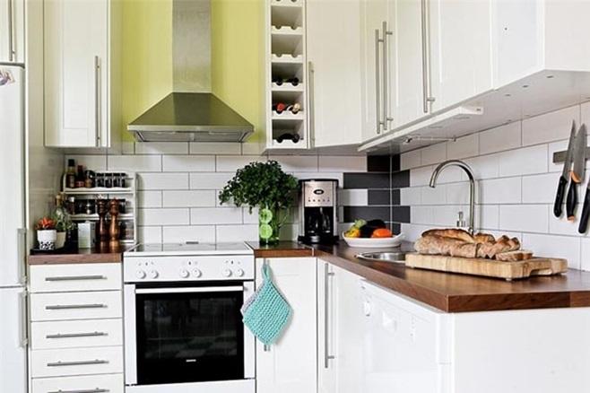 Small Kitchen 18