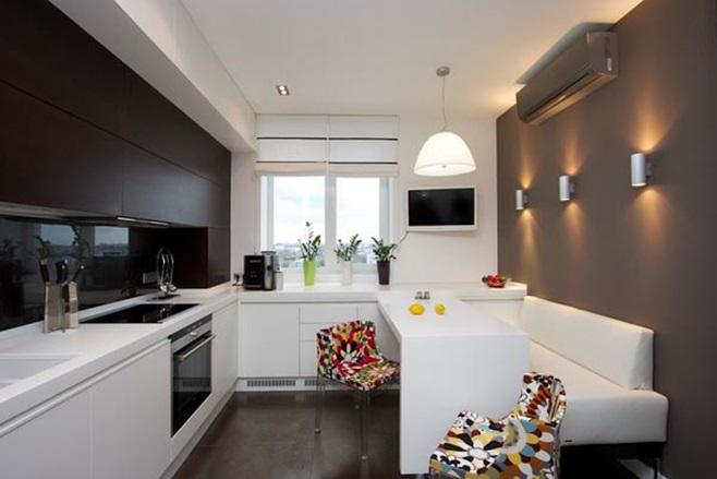 Small Kitchen 21