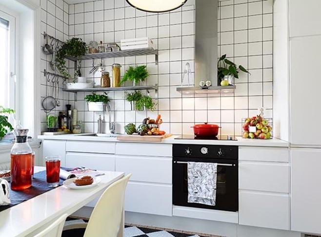 Small Kitchen 23