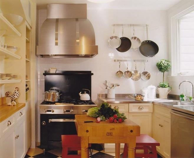 Small Kitchen 38