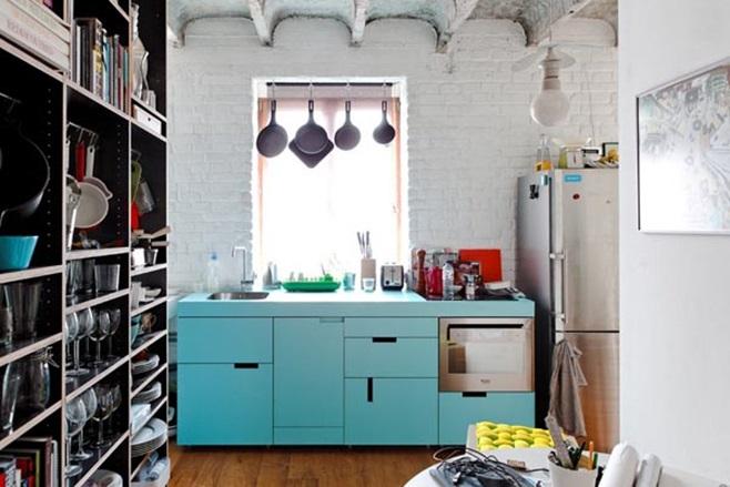 Small Kitchen 41