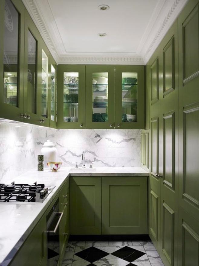 Small Kitchen 9